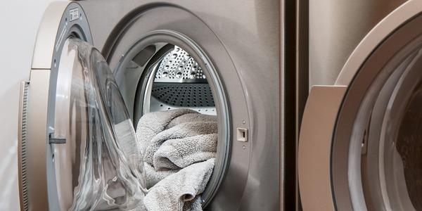 over fill washing machine