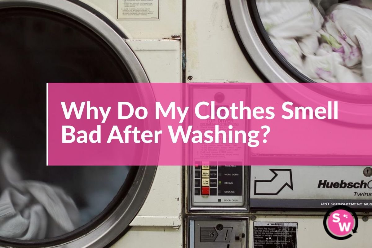 why do my clothes smell bad after washing pic
