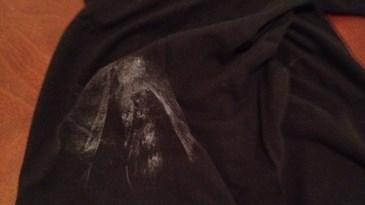 detergent on dark pants